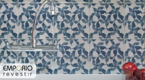 Blu Acqua Decortiles