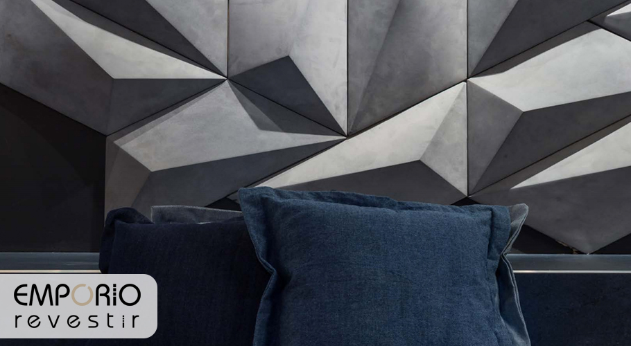 Trapézio Concreto Decortiles