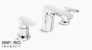Aleo™ Misturador de mesa para lavatório