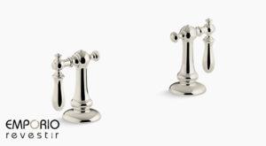 Artifacts™ Misturadores de alavanca giratória de lavatório Artifacts™