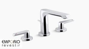 Avid™ Torneiras de lavatório distribuídas Avid™