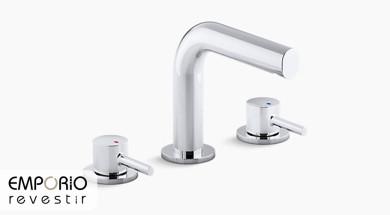 Cuff™ Misturador de mesa para lavatório