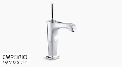 Margaux™ Torneira alta para pia de banheiro com misturador único Margaux™
