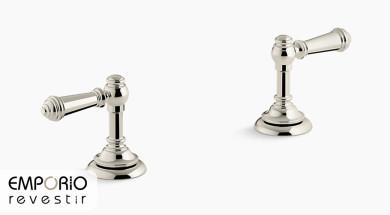 Misturadores de alavanca de lavatório Artifacts™