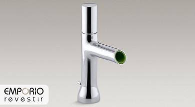 Toobi Torneira de lavatório de misturador único (apenas água fria) Toobi™