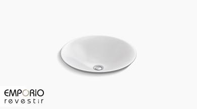 Carillon™ Lavatório de louça sanitária Carillon™ Round Wading Pool™